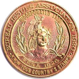 Statue of Freedom Medal