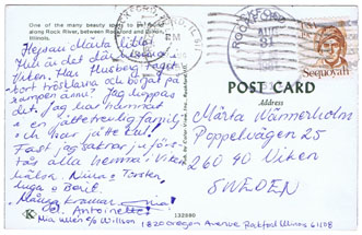 Modern Postal History
