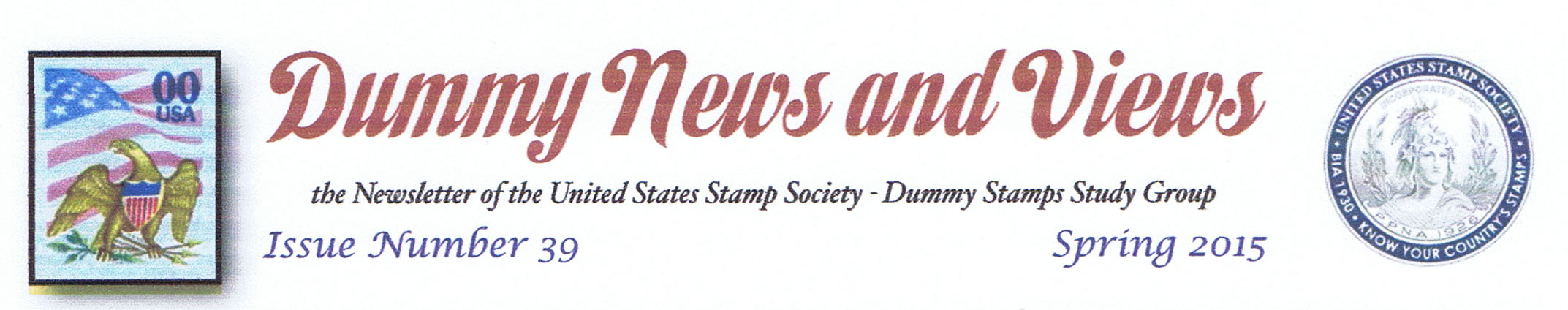 Dummy News And Views Is The Newsletter Of Stamps Study Group Published Quarterly Available As A Free Download